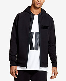 DKNY Men's Athleisure Hoodie, Created for Macy's