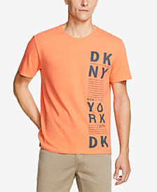 DKNY Men's Graphic-Print Logo T-Shirt, Created for Macy's