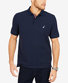 Nautica Men's Racer Polo, Created for Macy's