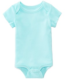Cotton Bodysuit, Baby Girls or Baby Boys, Created for Macy's