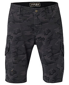 Fox Men's Camo Cargo Shorts