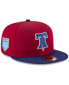 New Era Philadelphia Phillies Spring Training Pro Light 59Fifty Fitted Cap