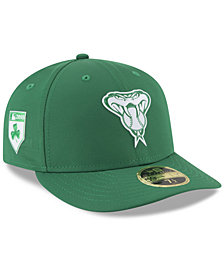 New Era Arizona Diamondbacks St. Patty's Day Pro Light Low Crown 59Fifty Fitted Cap