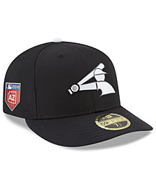 New Era Chicago White Sox Spring Training Pro Light Low Profile 59Fifty Fitted Cap