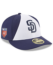New Era San Diego Padres Spring Training Pro Light Low Profile 59Fifty Fitted Cap