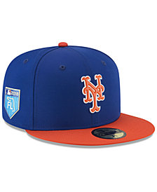 New Era New York Mets Spring Training Pro Light 59Fifty Fitted Cap