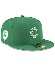 New Era Chicago Cubs St. Patty's Day Pro Light 59Fifty Fitted Cap