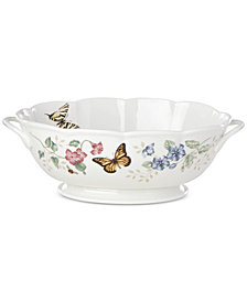 Lenox Butterfly Meadow Centerpiece Bowl