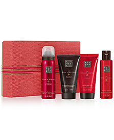RITUALS 4-Pc. The Ritual Of Ayurveda Balancing Treat Gift Set