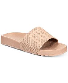 Frye Lola Slide Sandals