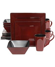 Kiesling 16-Pc. Dinnerware Set