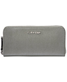 Calvin Klein Zip-Around Wallet