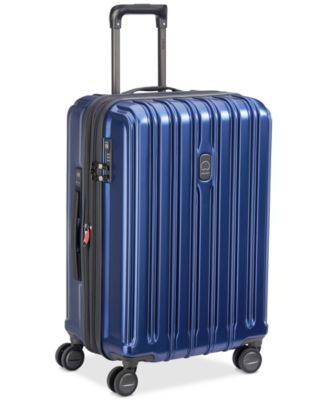"""ConnecTech 25"""" Expandable Spinner Suitcase, Created for Macy's"""