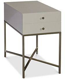 Delano Rectangular Chairside Table