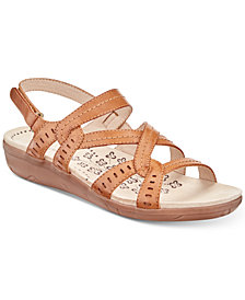 Bare Traps Jacey Wedge Sandals