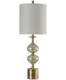 Stylecraft Cerro Glass Table Lamp