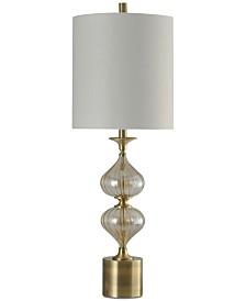 Stylecraft Cerro Glass Table Lamp
