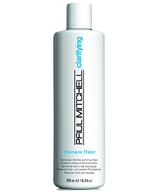 Paul Mitchell Clarifying Shampoo Three, 16.9-oz., from PUREBEAUTY Salon & Spa