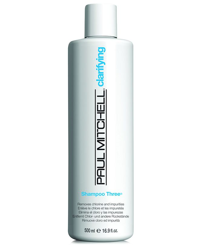 Paul Mitchell Clarifying Shampoo Three, 16.9-oz., from PUREBEAUTY Salon & Spa