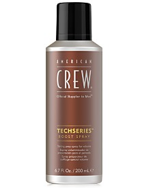 American Crew Techseries Boost Spray, 6.7-oz., from PUREBEAUTY Salon & Spa