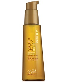 Joico K-PAK Color Therapy Restorative Styling Oil, 3.4-oz., from PUREBEAUTY Salon & Spa