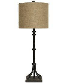 Stylecraft Industrial Traditional Table Lamp
