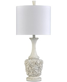 Stylecraft Old Distressed Table Lamp