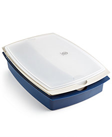 Martha Stewart Collection Marinade Serving Tray, Created for Macy's