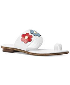 MICHAEL Michael Kors Sonya Flat Sandals