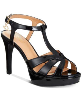 Velda Platform Dress Sandals, Created For Macy's