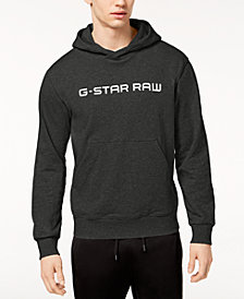 G-Star RAW Men's Loaq Logo-Print Hoodie