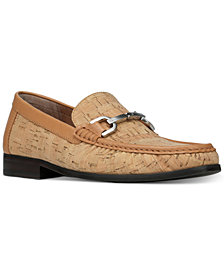 Donald Pliner Men's Norm Cork Bit Loafer