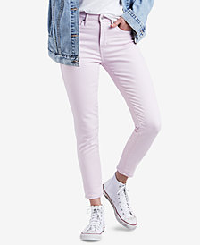 Levi's® 721 High-Rise Ankle Skinny Colored Jeans