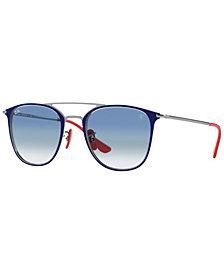 Ray-Ban Sunglasses, RB3601M 52