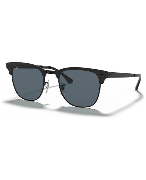 ray ban clubmaster metal polarized