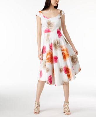 Cotton Flower Dress