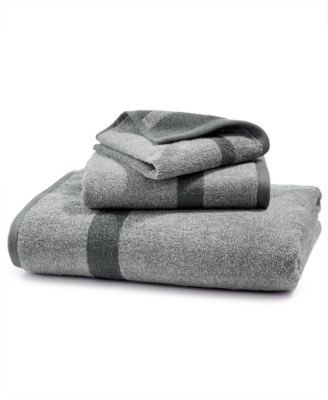 LAST ACT! Mingle Cotton Reversible Yarn-Dyed Fashion Bath Towel