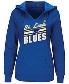 Majestic Women's St. Louis Blues Gameday Glam Hoodie