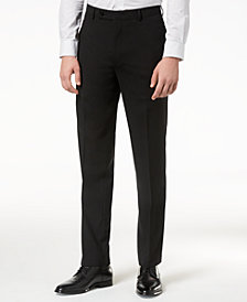 Calvin Klein Men's Slim-Fit Stretch Dress Pants