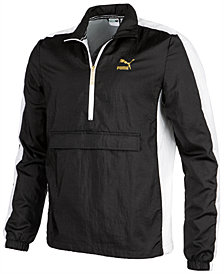 Puma Men's T7 Half-Zip Track Jacket