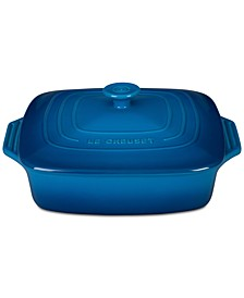 2.75-Qt. Covered Square Casserole & Lid