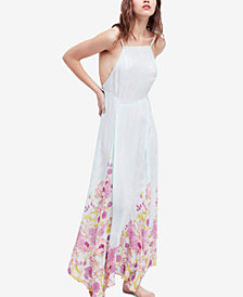 Free People Embrace It Floral-Print Maxi Dress