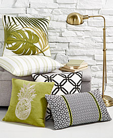 Lacourte Tropicalia Decorative Pillow Collection, Created for Macy's