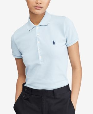 SLIM FIT STRETCH POLO