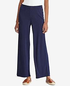 Ralph Lauren Petite High-Rise Petite Pants