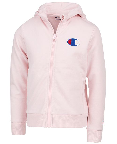 Heritage Zip-Up Hoodie, Toddler Girls