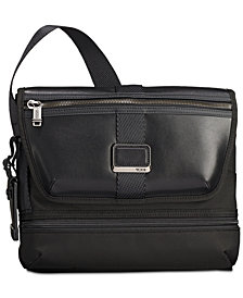 Tumi Men's Alpha Bravo Travis Crossbody Bag