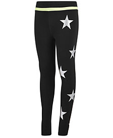 Ideology Star Leggings, Little Girls, Created for Macy's