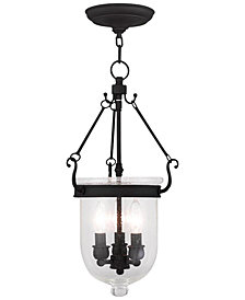 Livex Jefferson 3-Light Pendant