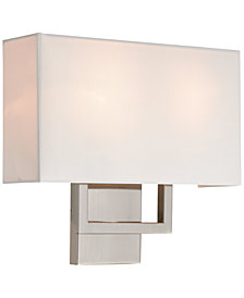 Livex Pierson 2-Light Wall Sconce
